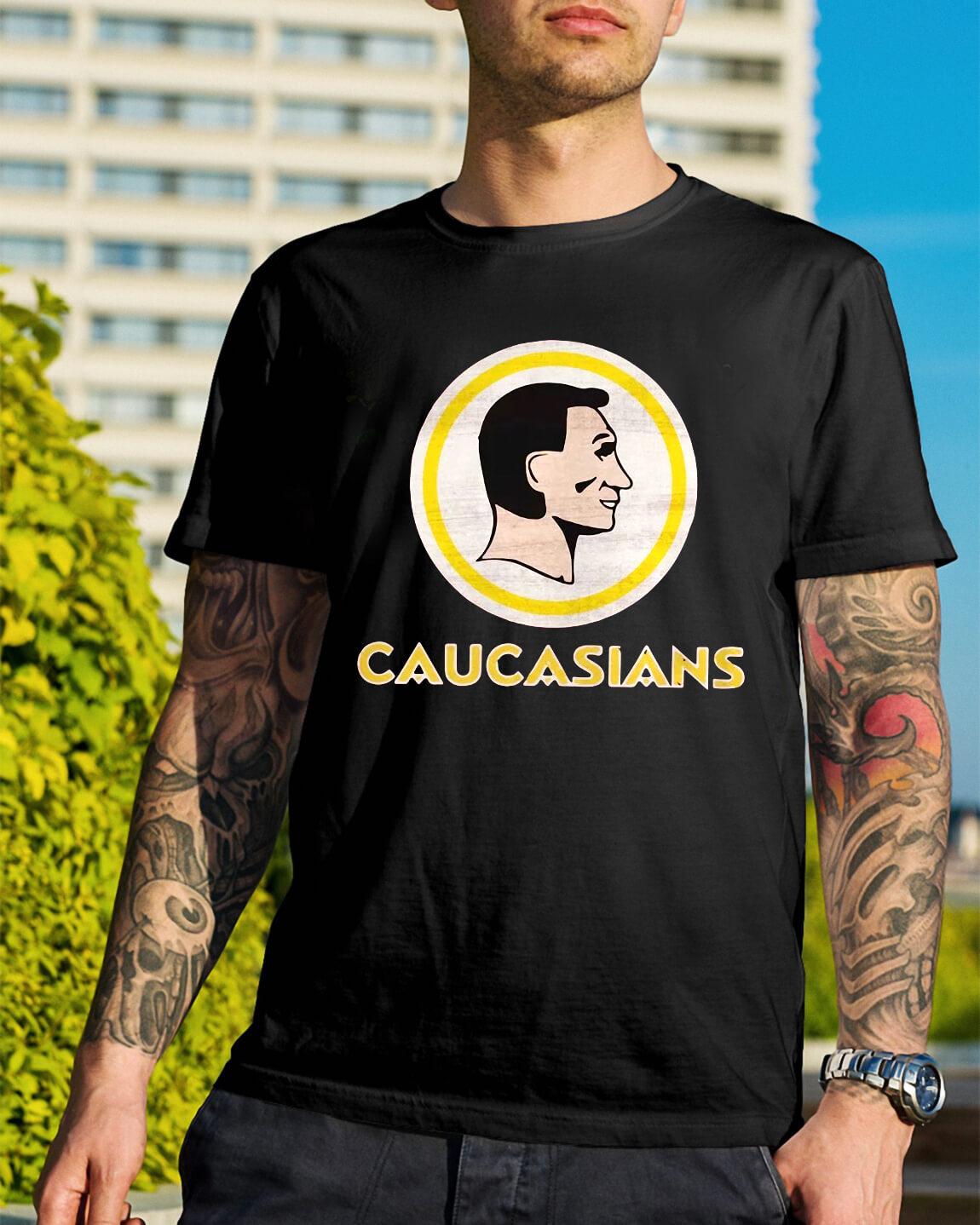 Washington Caucasians football shirt 1db9cd9b0