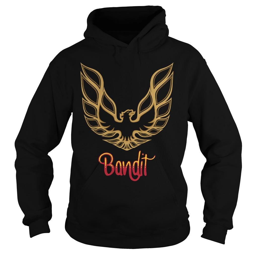 The Bandit eagle Hoodie