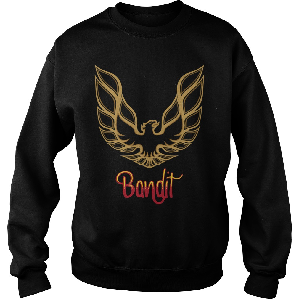 The Bandit eagle Sweater