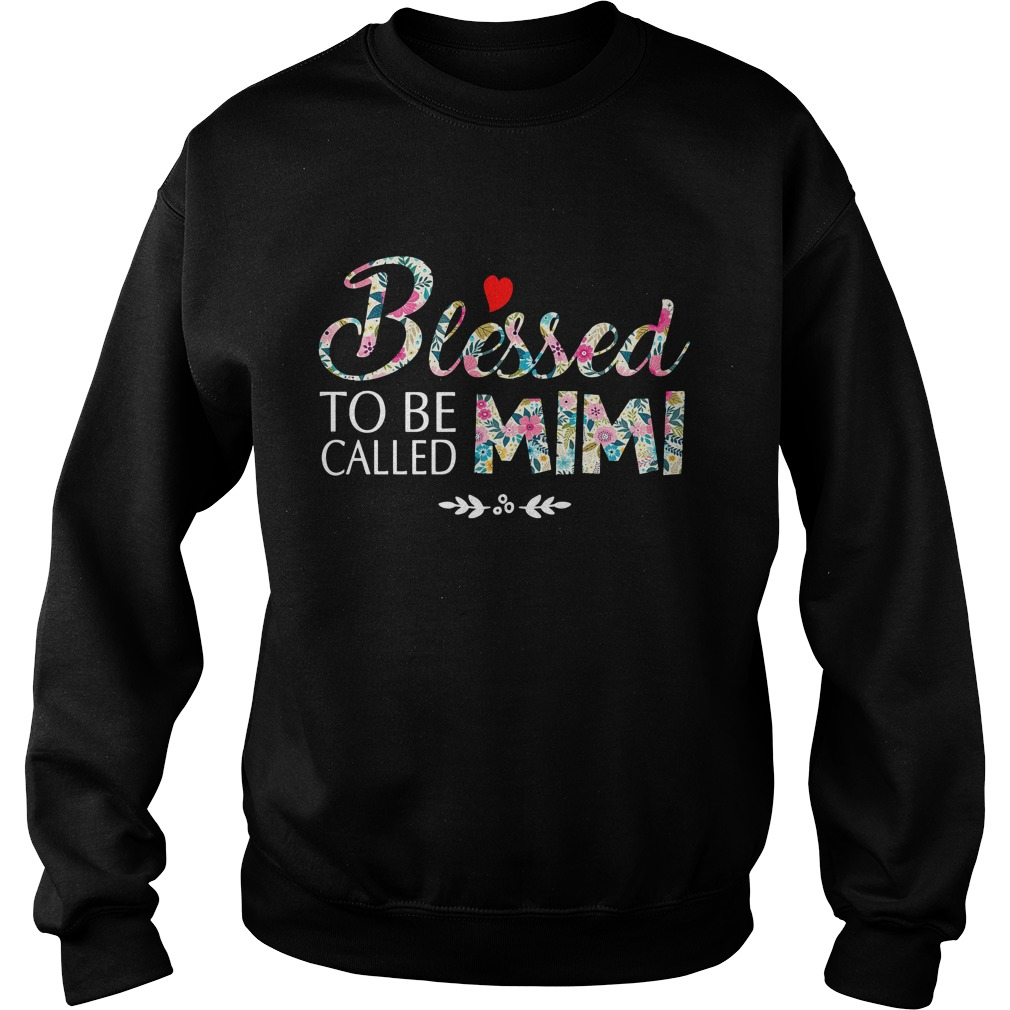 Blessed to be called Mimi Sweater