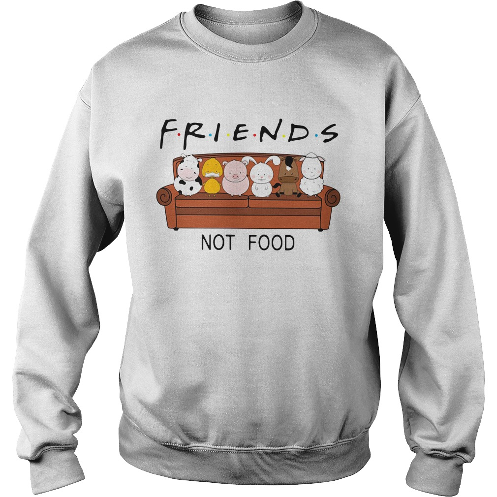 F.r.i.e.n.d.s not food Sweater