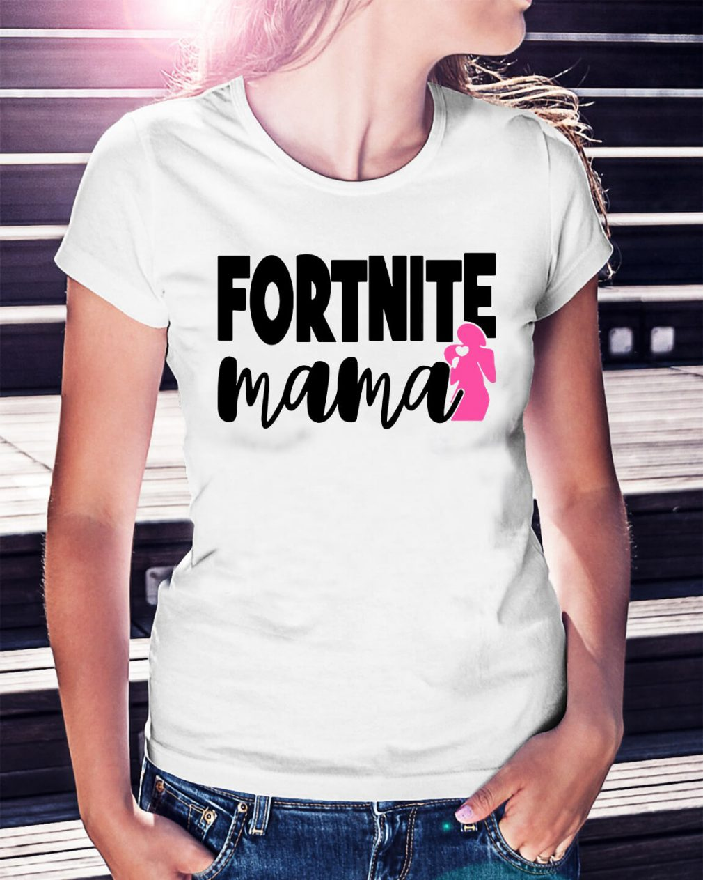Fortnite mama shirt