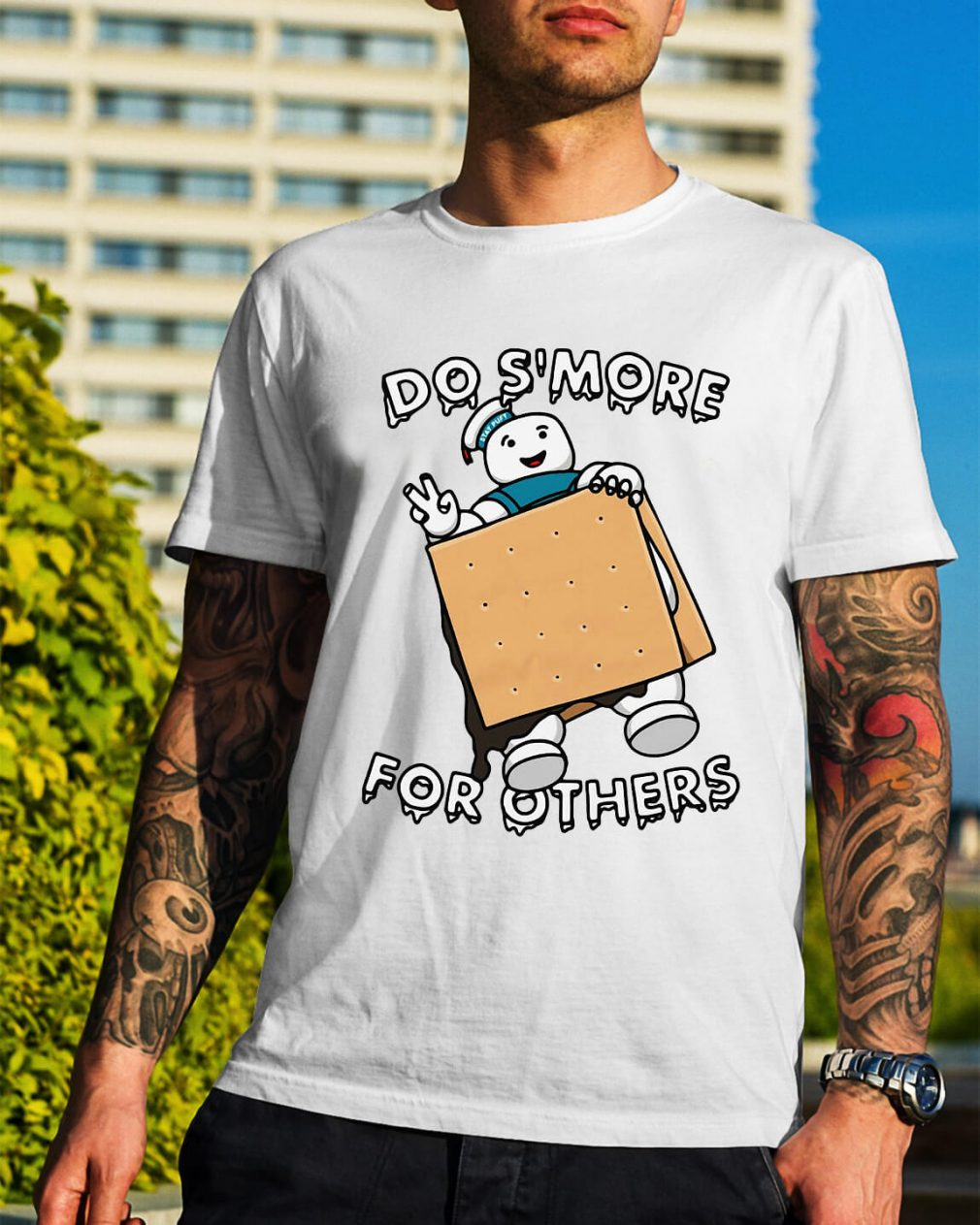 Do s'more for others shirt