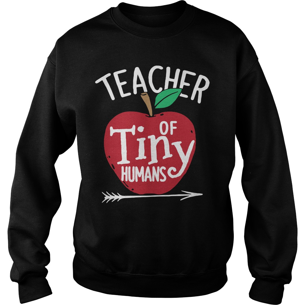 Teacher of tiny humans Sweater