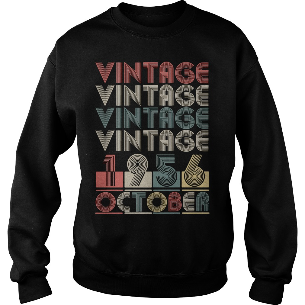 Vintage vintage vintage vintage 1956 October Sweater