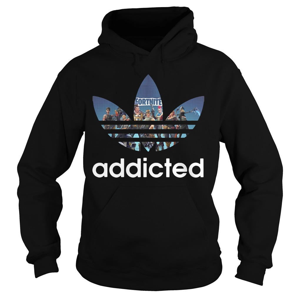 Adidas Fortnite addicted Hoodie
