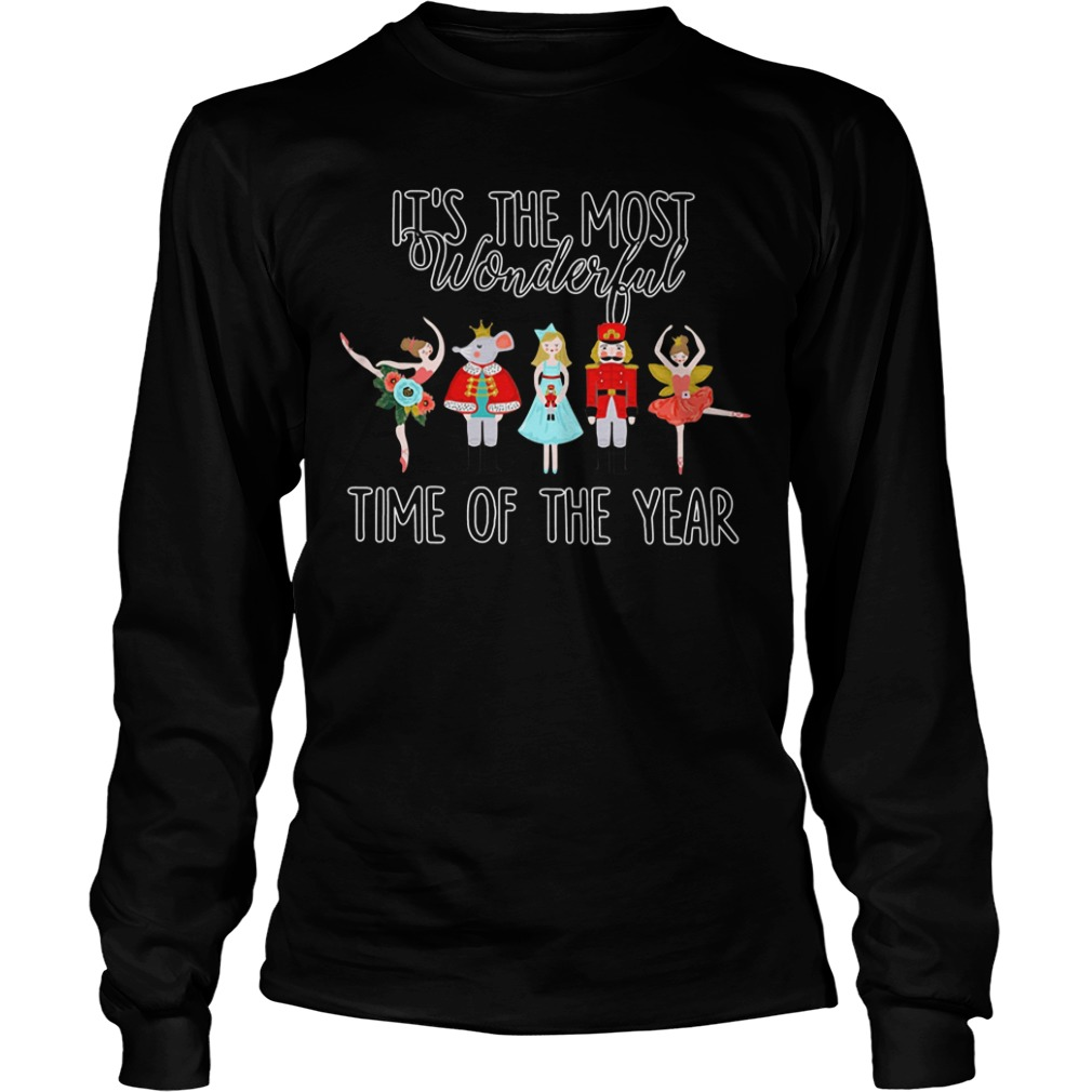 Ballet it's the most wonderful time of the year Longsleeve Tee