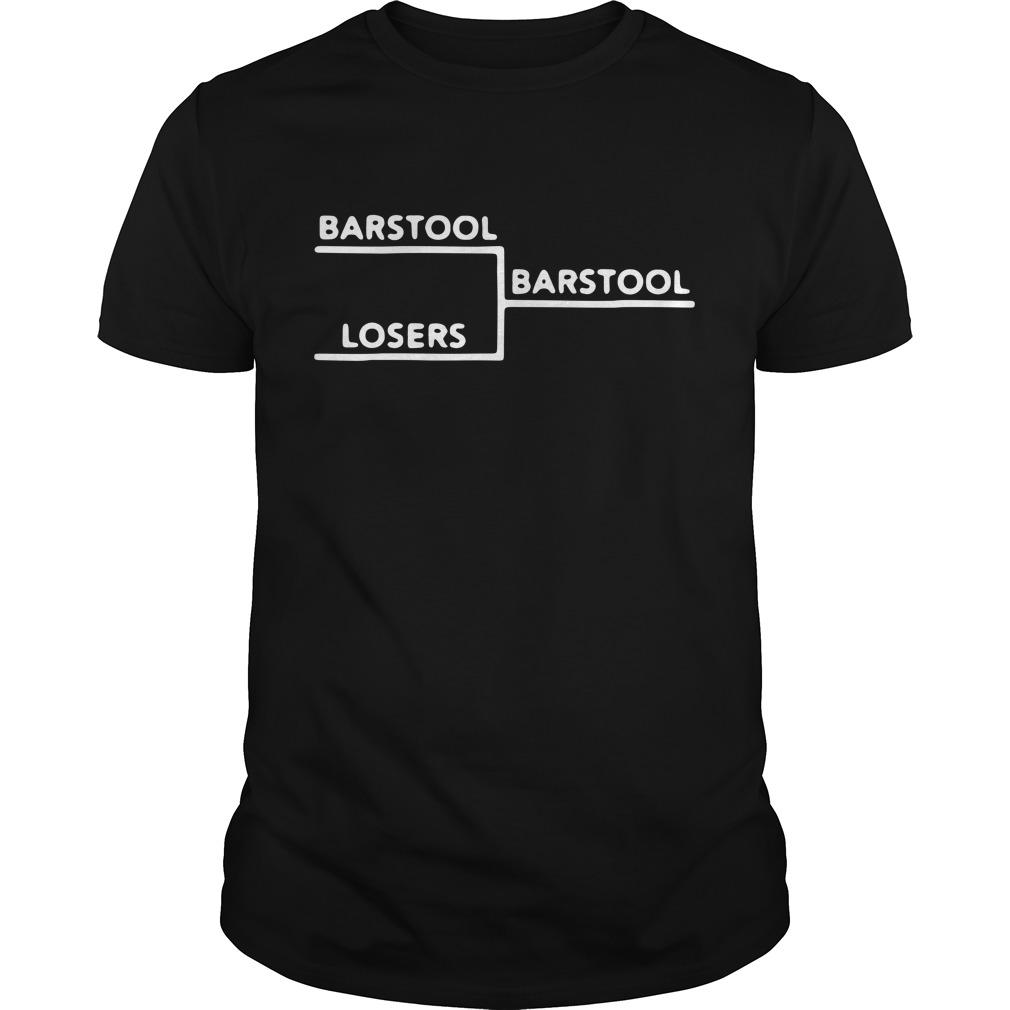 Barstool losers Guys Shirt