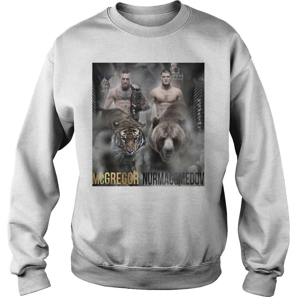 Conor Mcgregor vs Khabib Nurmagomedov Sweater
