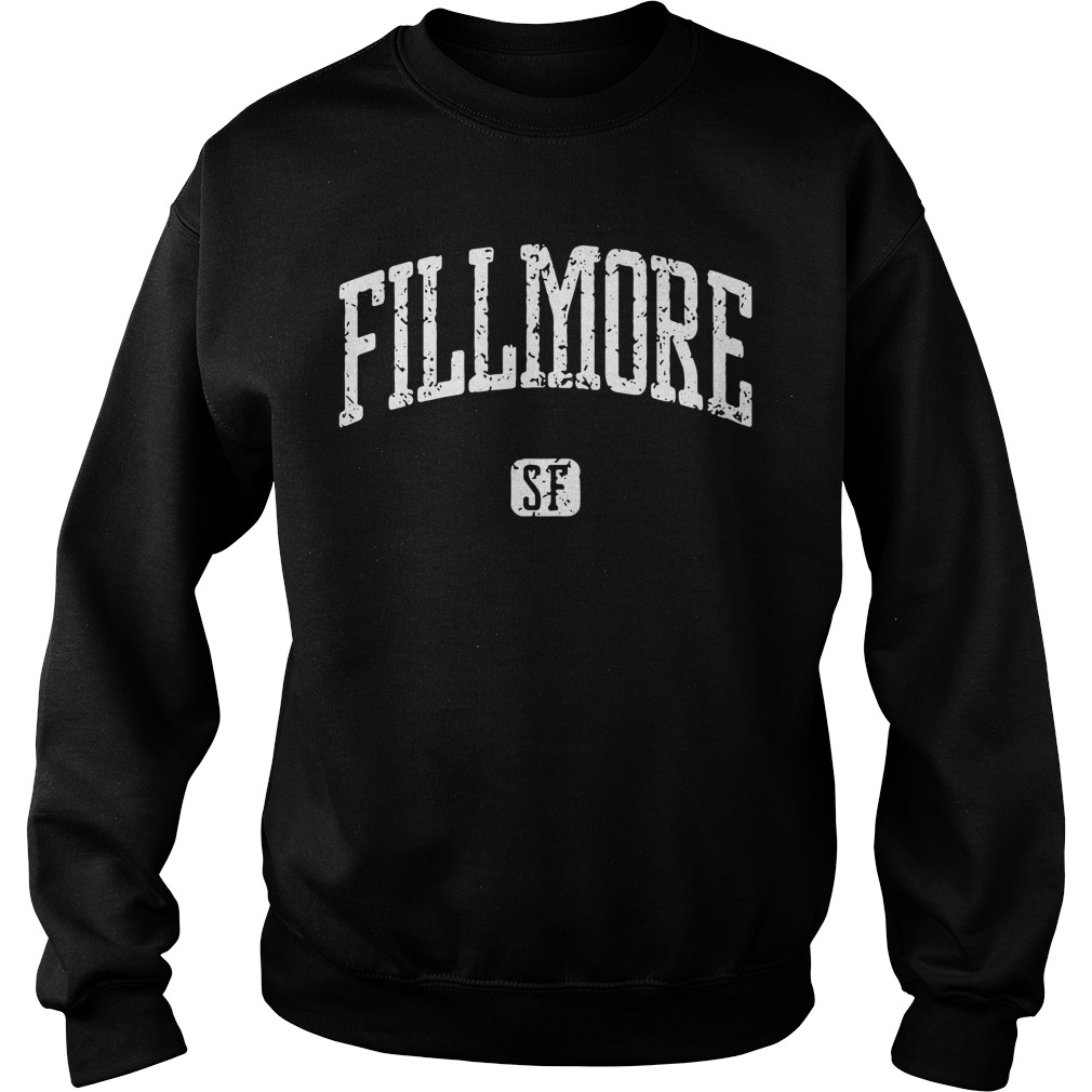 Fillmore San Francisco Sweater