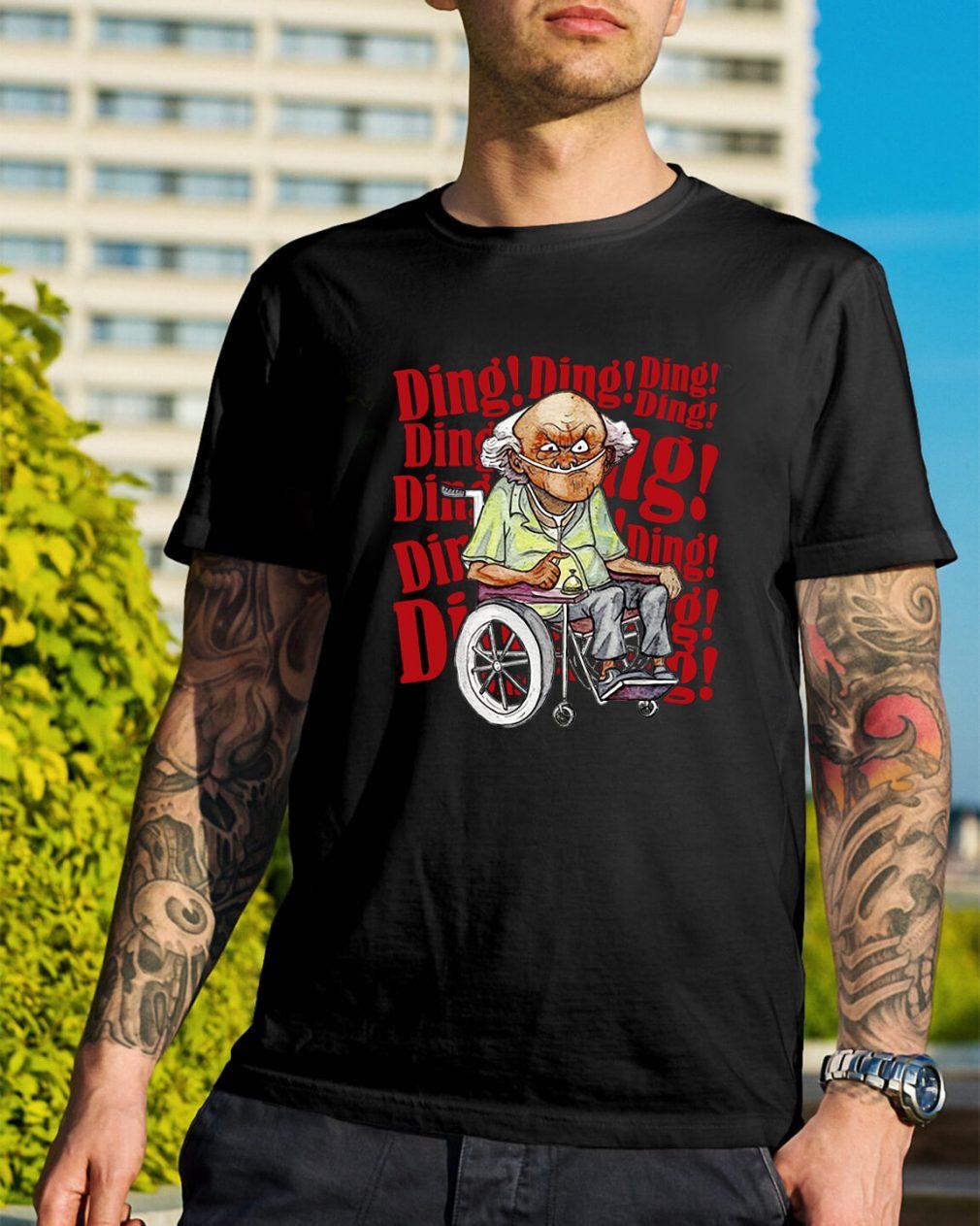 Hector Salamanca ding ding ding ding ding Guys Shirt