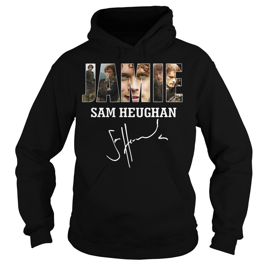 Jamie Sam Heughan Hoodie