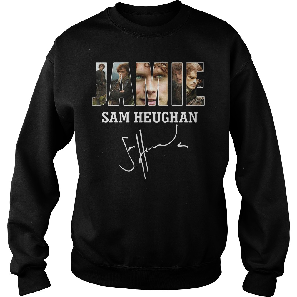 Jamie Sam Heughan Sweater
