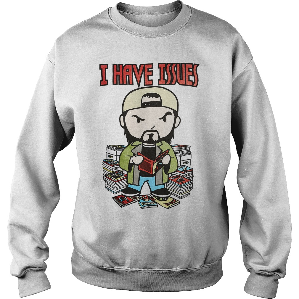 Kevin Smith I have issues Sweater