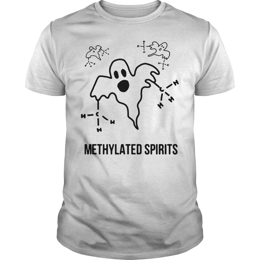 Methylated spirits Guys Shirt