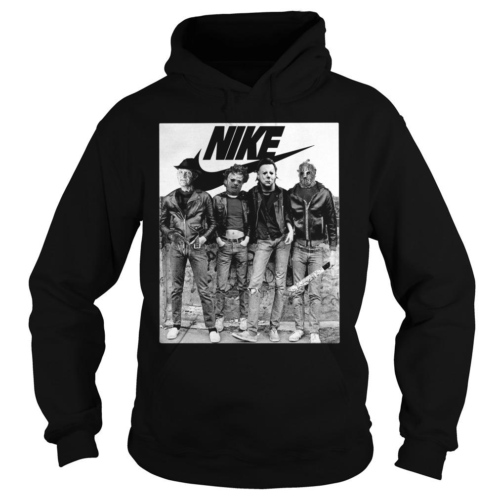 Michael Myers Nike Hoodie