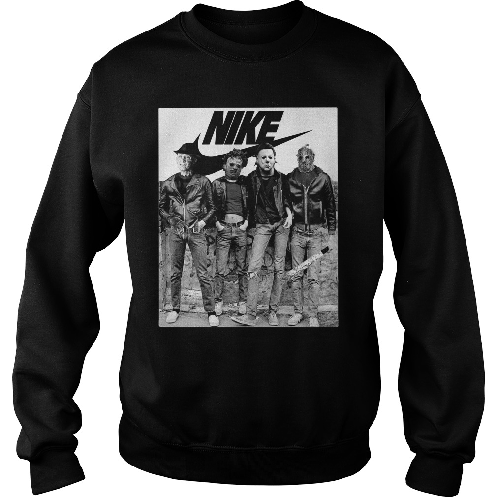 Michael Myers Nike Sweater