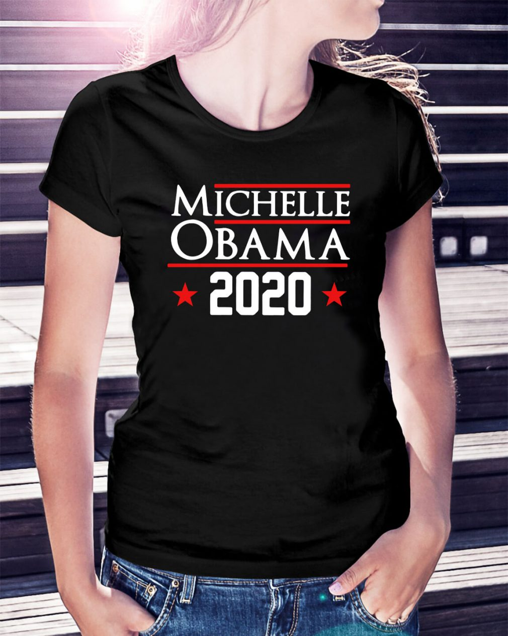 Michelle Obama 2020 Ladies Tee