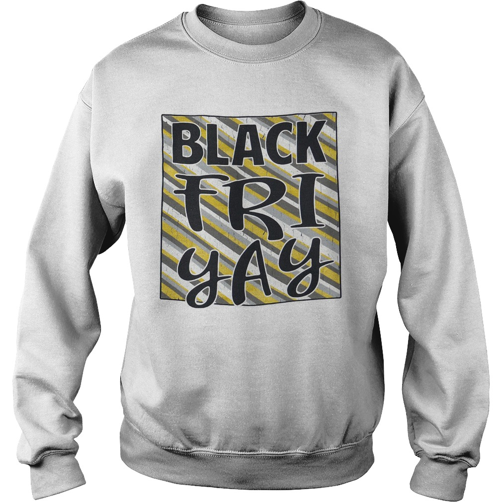 Official Black friyay Sweater