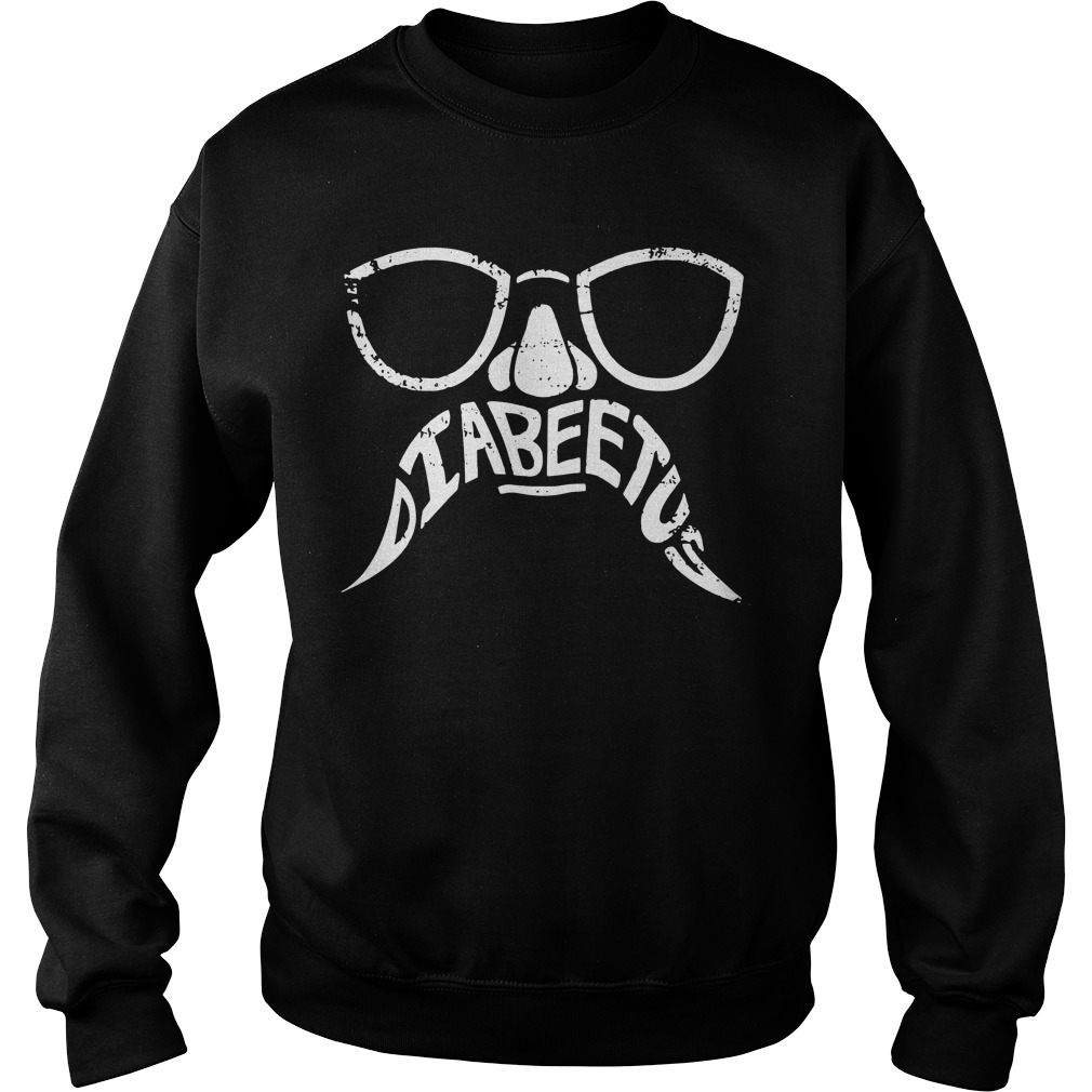 Official Diabeetus Sweater