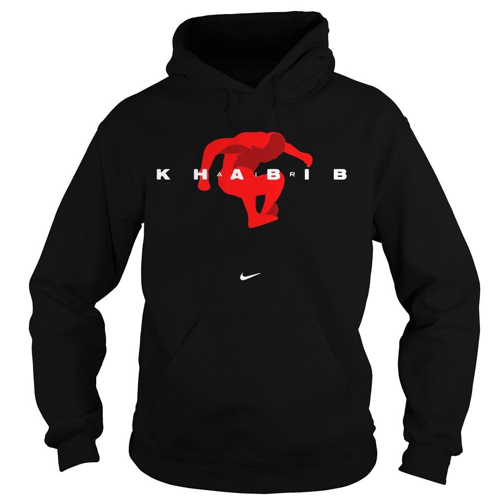 Official Khabib Nike Hoodie