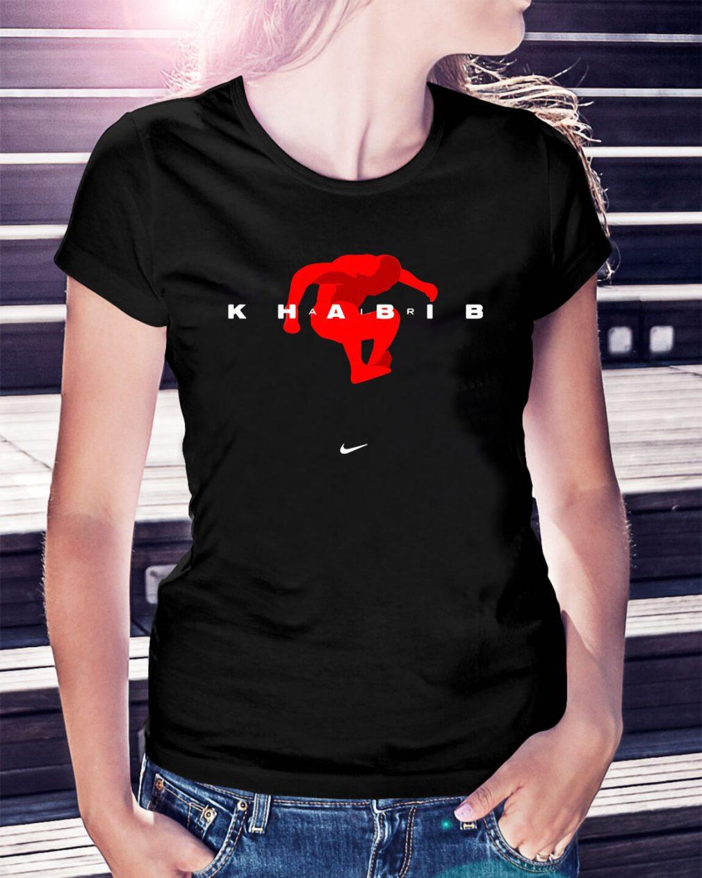 Official Khabib Nike Ladies Tee