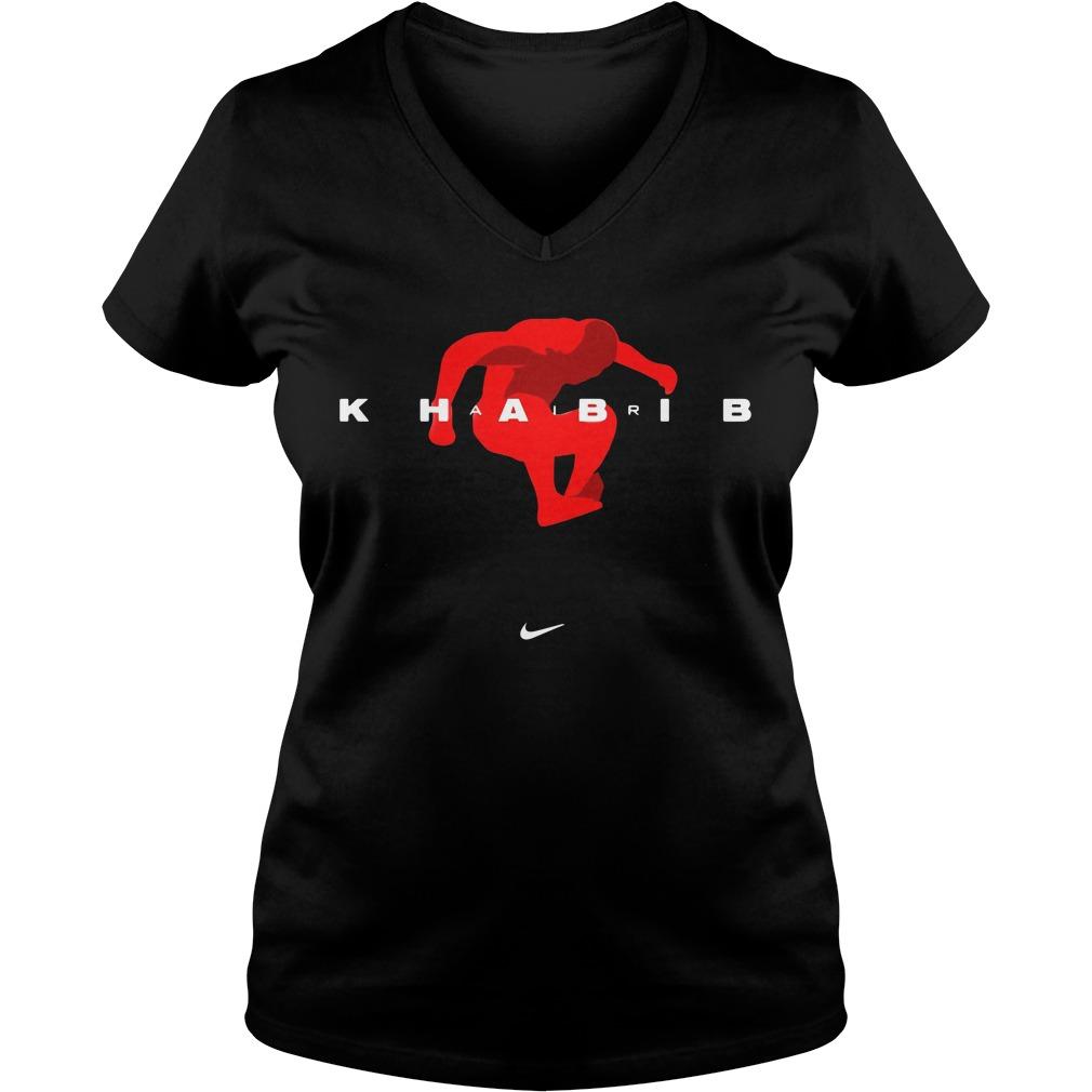 Official Khabib Nike V-neck T-shirt