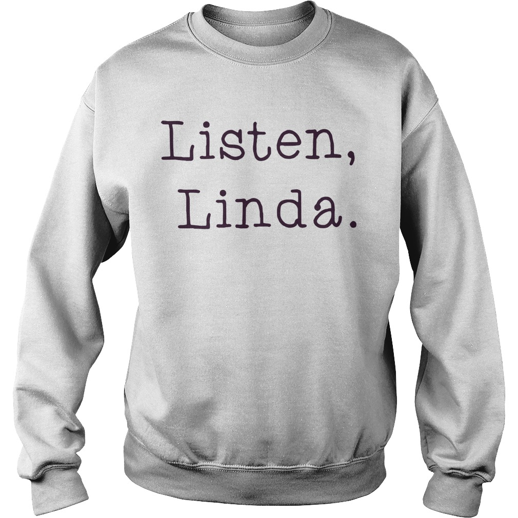 Official Listen Linda Sweater