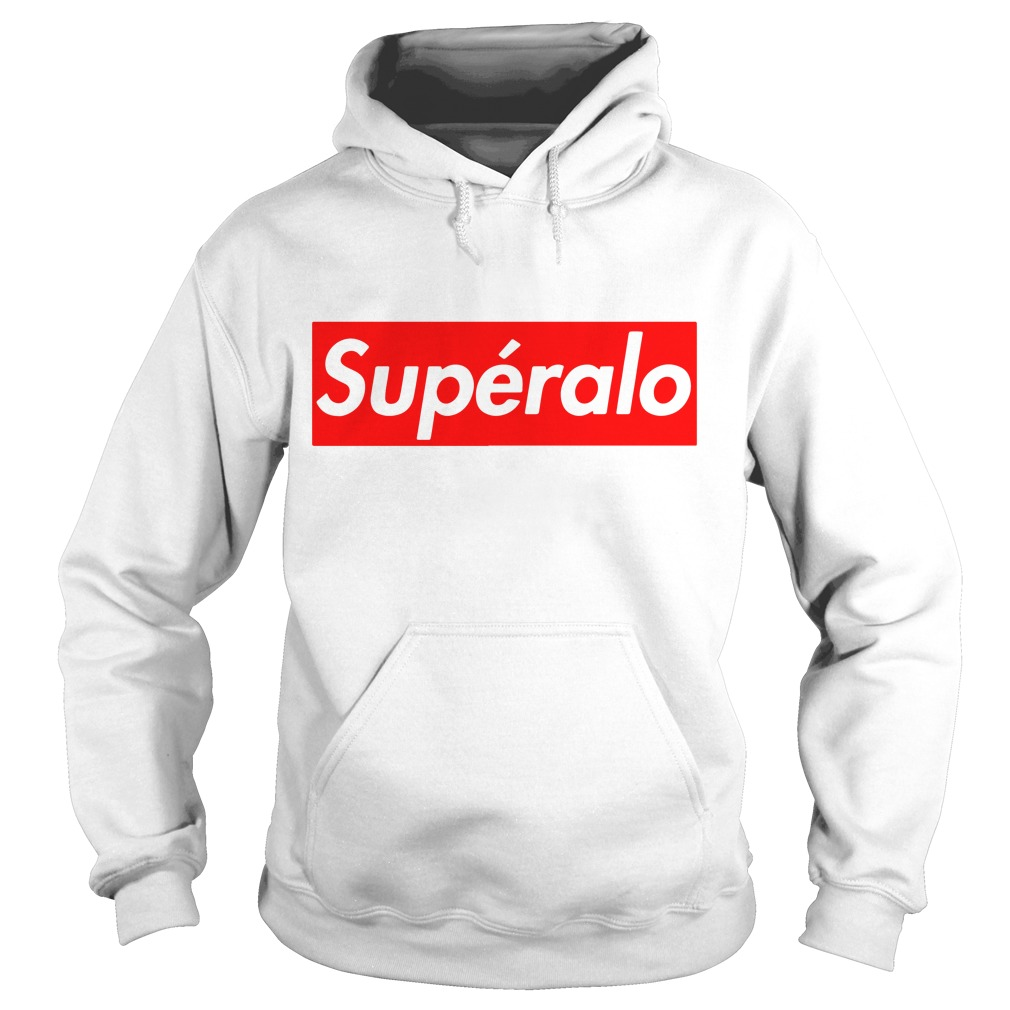 Official Supéralo Hoodie