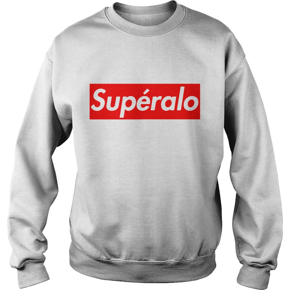 Official Supéralo Sweater