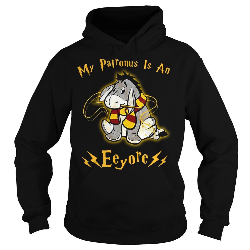 My Patronus is an Eeyore Hoodie