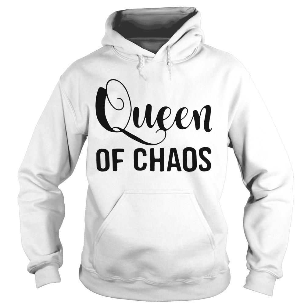 Queen of Chaos Hoodie