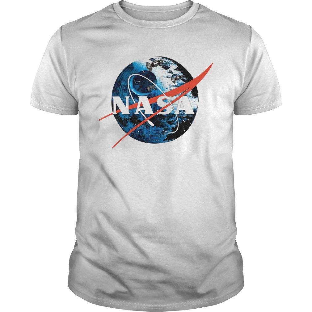 The Second NASA Death Star Wars Guys Shirt