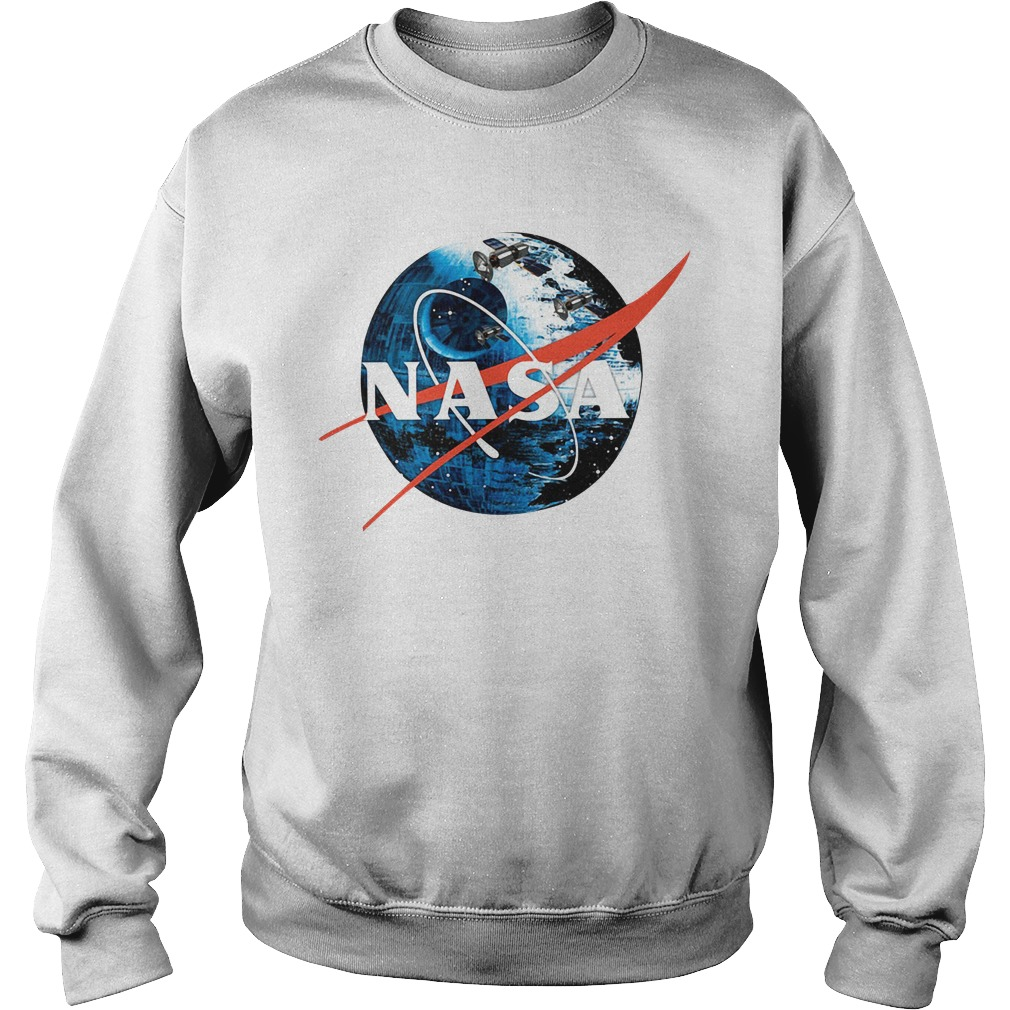 The Second NASA Death Star Wars Sweater