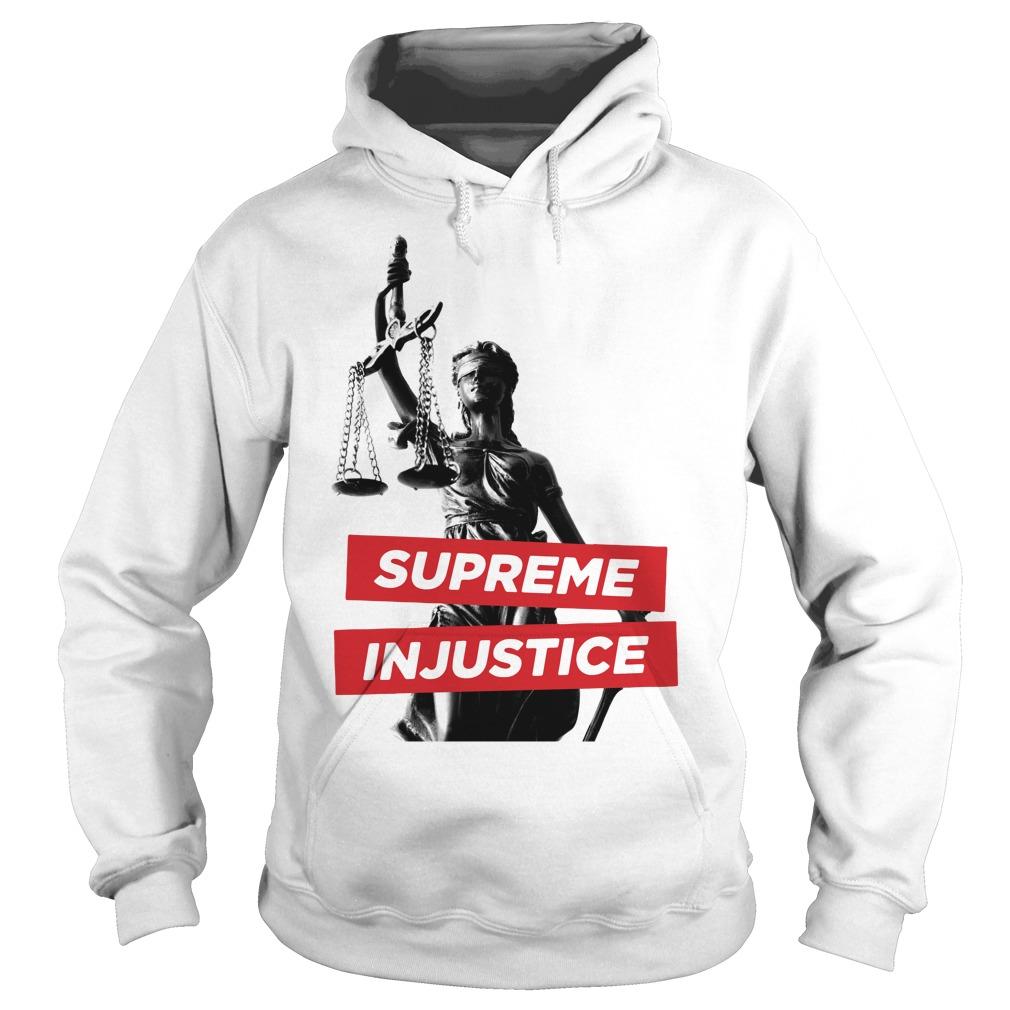 Supreme Injustice Hoodie