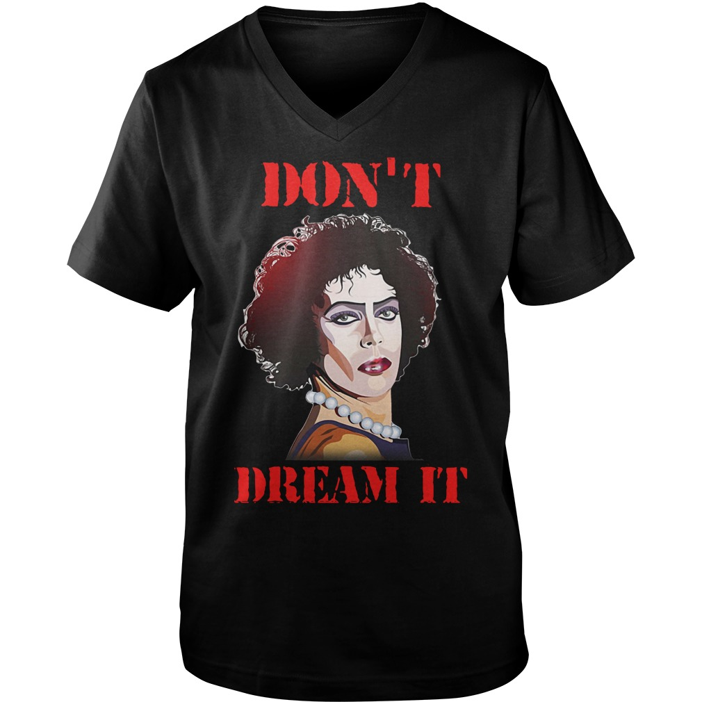 Susan Sarandon - Pennywise Don't dream it be IT Guys V-neck