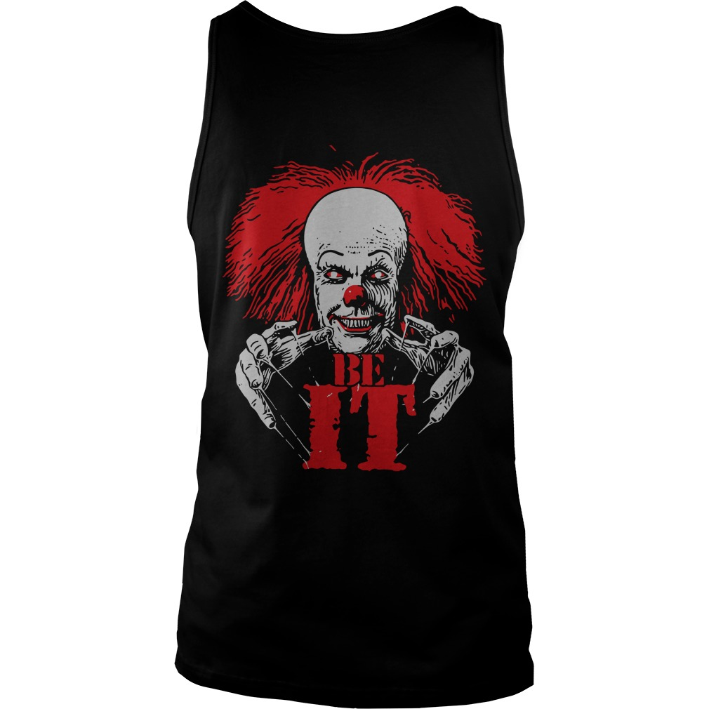 Susan Sarandon - Pennywise Don't dream it be IT Tank Top Back Mokup
