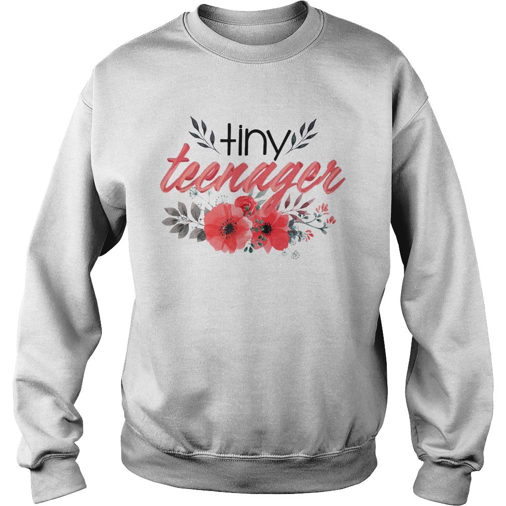 Tiny teenager Sweater