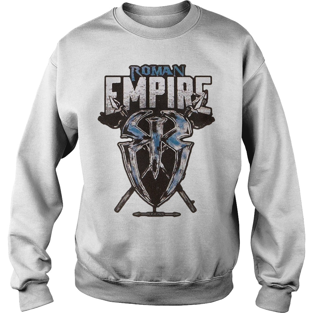 WWE Roman Reigns Roman Empire Sweater