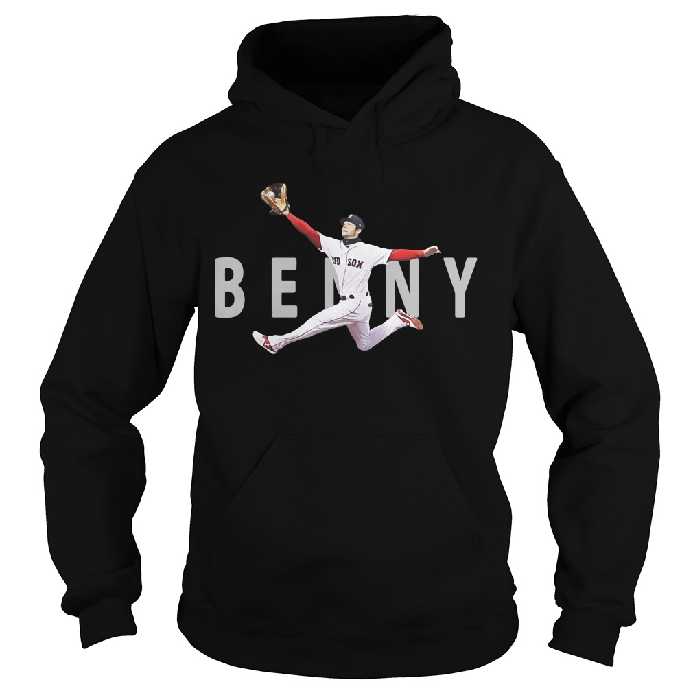 Air Benny Boston baseball G200 Gildan Hoodie