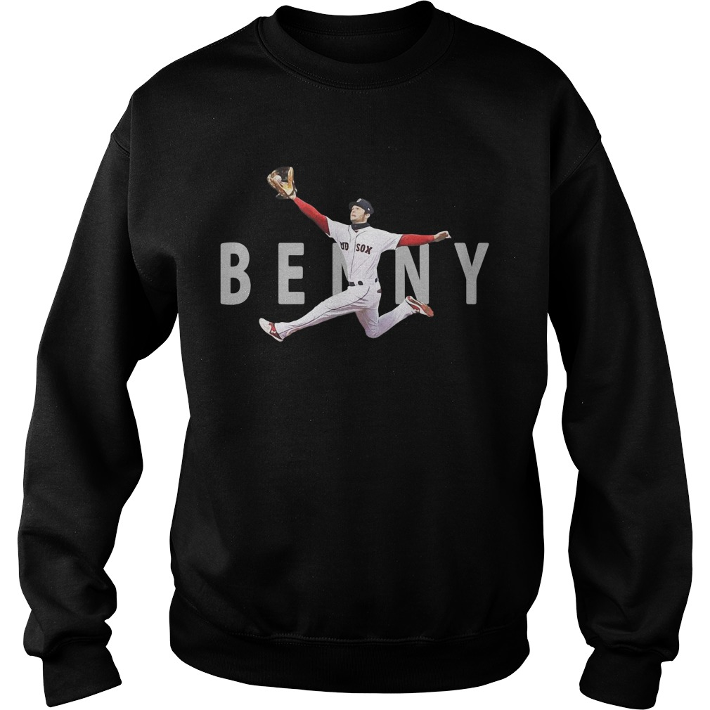 Air Benny Boston baseball G200 Gildan Sweater