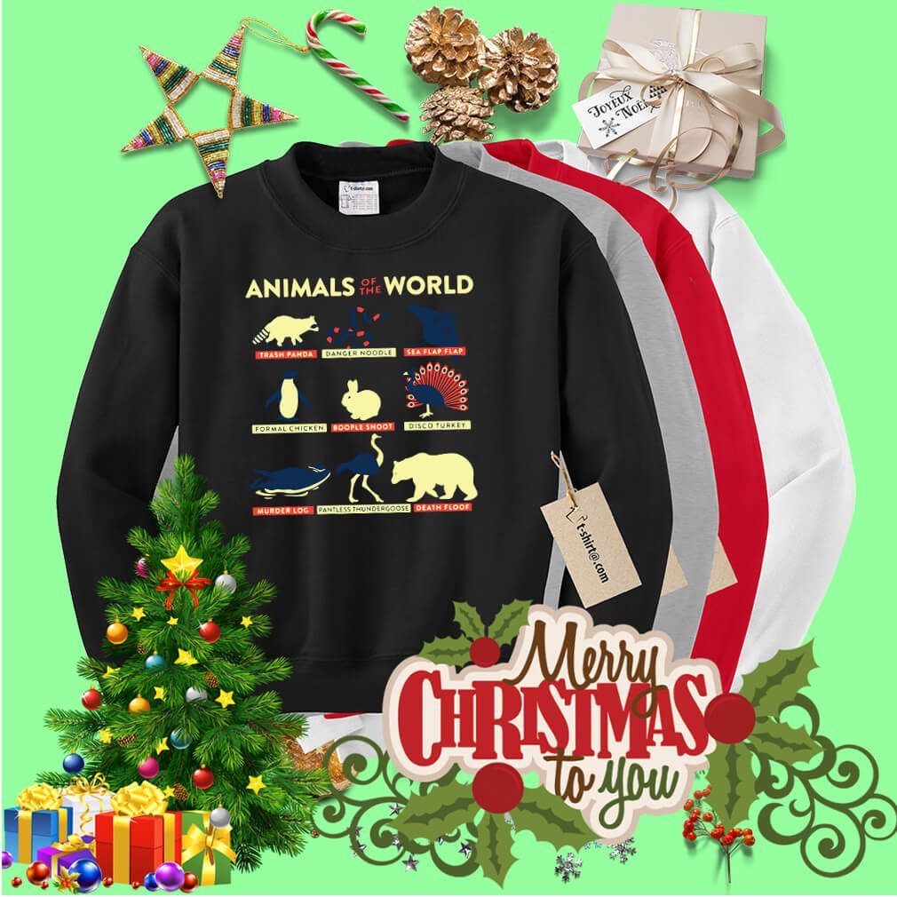 Animal of the world Sweater
