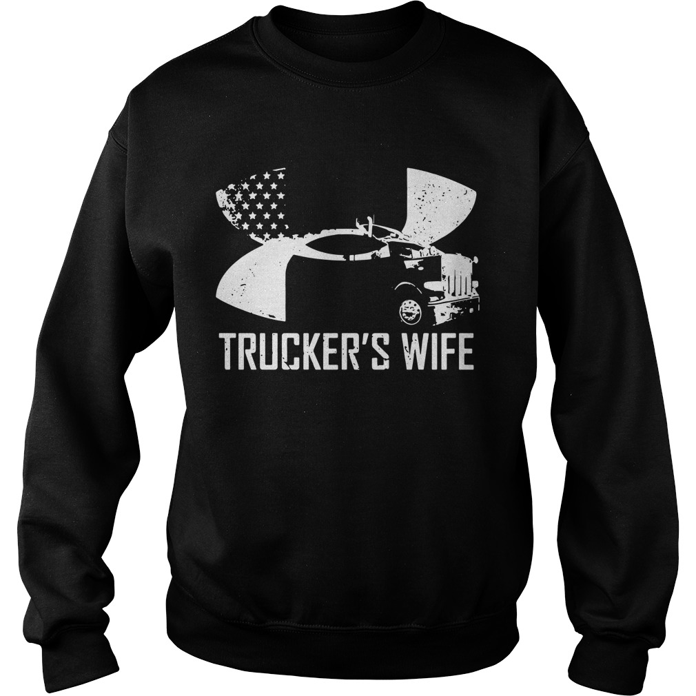 Under Armour trucker's wife Sweater