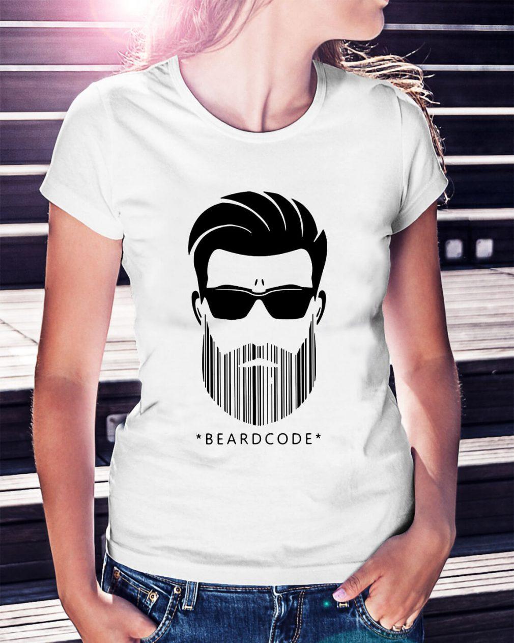Beard Code Ladies Tee