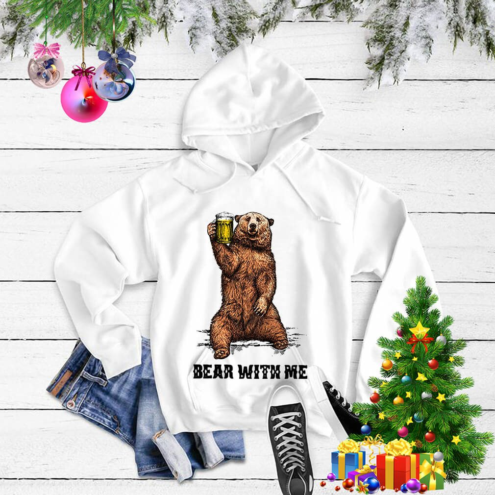 Beer bear with me Sweater