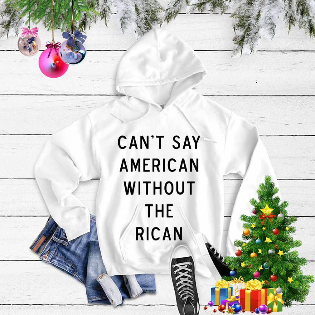 Can't say American without the Rican Sweater