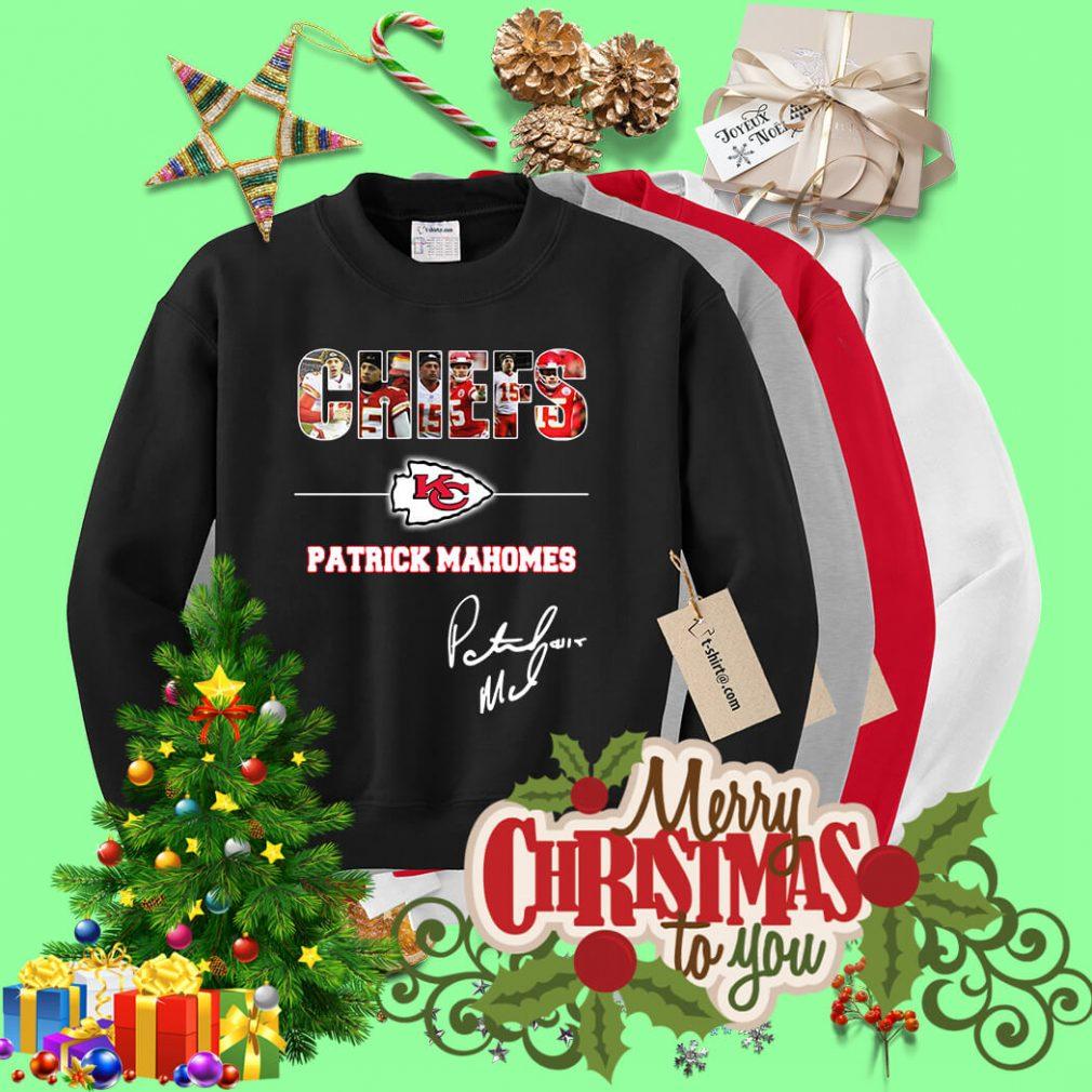 Chiefs KC Patrick Mahomes Sweater
