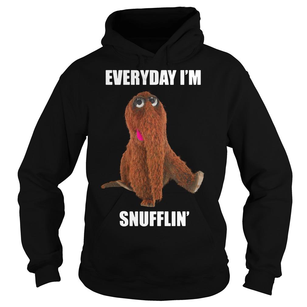 Everyday I'm Snufflin' Hoodie