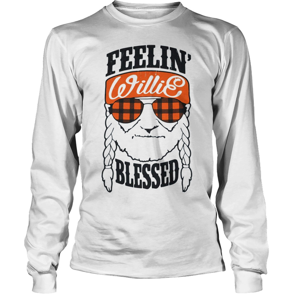 Feelin' Willie blessed Longsleeve Tee