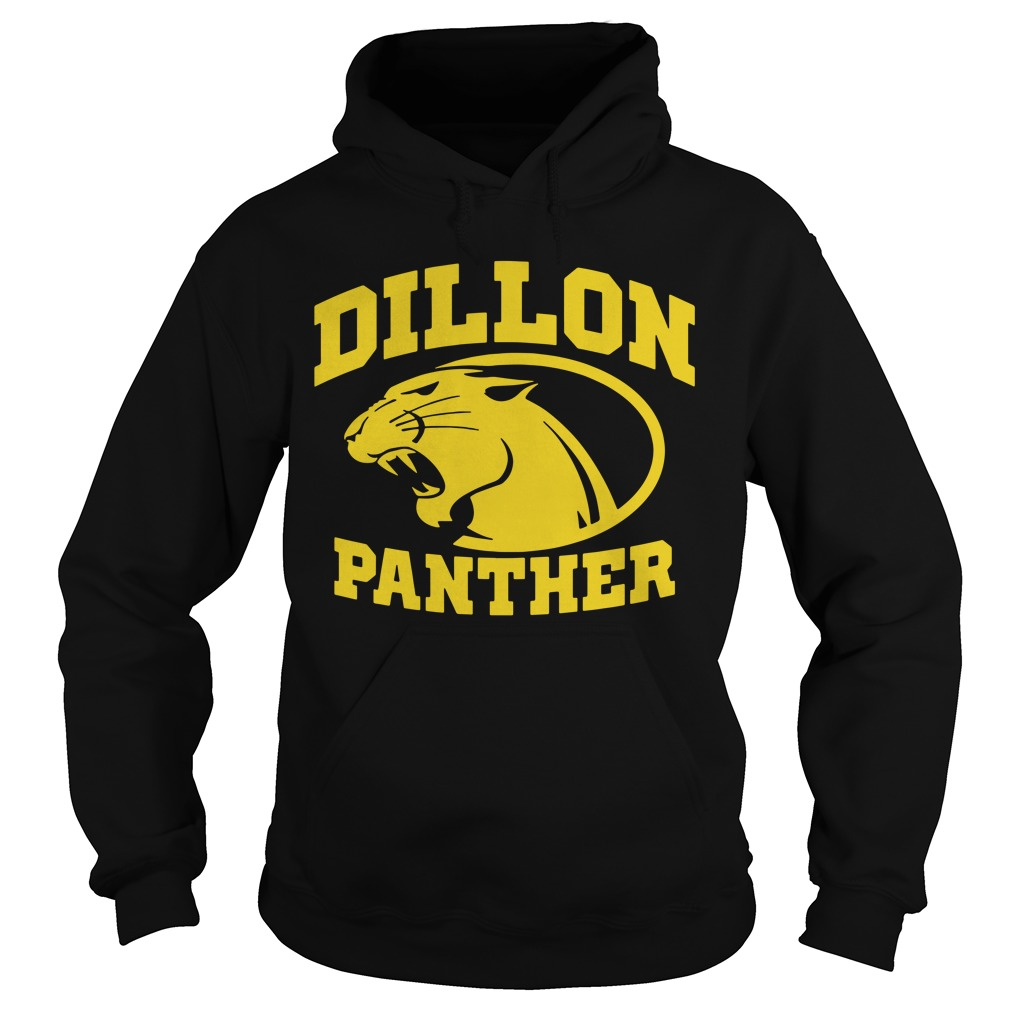 Friday Night Lights Dillon Panthers Hoodie